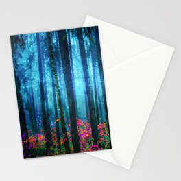 Magicwood #Night Stationery Cards