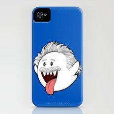 Boo Einstein iPhone (4, 4s) Slim Case