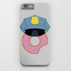 Officer Donut Slim Case iPhone 6s