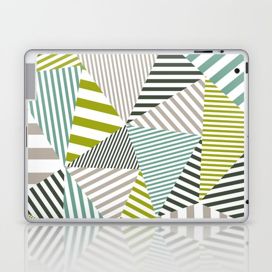Dizzy Laptop & iPad Skin