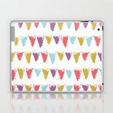 Butterfly Garden - Bunting Laptop & iPad Skin