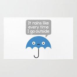 always rain Rug