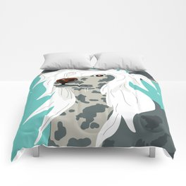 Chinese Crested Comforters