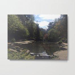 Peasholm Park 2 Metal Print