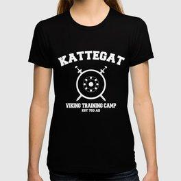 Kattegat - Viking training camp T-shirt