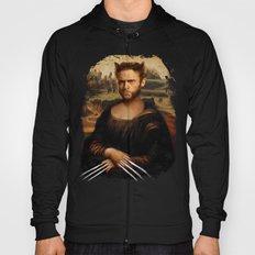 Hugh Jackman Mona Lisa Face Swap Hoody