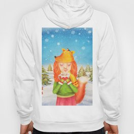 Happy New Year Card . Greeting Card For 2018 ! Hoody