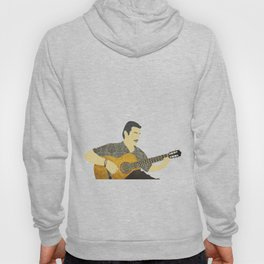 Classical guitar player Hoody