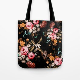 Midnight Garden IV Tote Bag