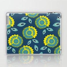 Slice flowers Laptop & iPad Skin