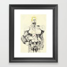 Pacific Rim Framed Art Print