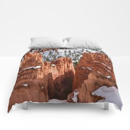 Bryce Canyon - Sunset Point II Comforters