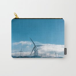 The Wind Farm (Color) Carry-All Pouch