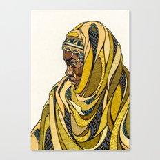 Rwanda Canvas Print