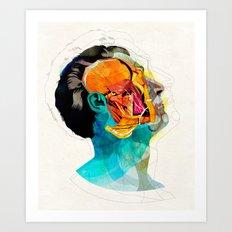 Anatomy [Ellis+Ford] Art Print