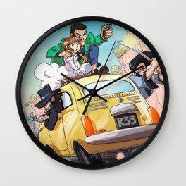 Lupin III Wall Clock