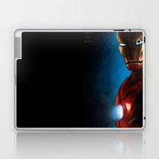 The Iron Man Laptop & iPad Skin