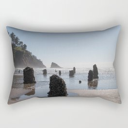 Neskowin Ghost Forest Rectangular Pillow