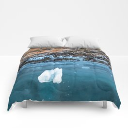The Ice Grotto Comforters
