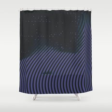 m-0126 Shower Curtain