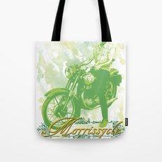 Morrissycle Tote Bag