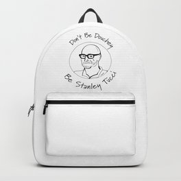 Be Stanley Tucci  Backpack