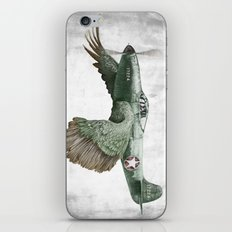 In which it's a bird. It's a plane. (Now in technicolour) iPhone & iPod Skin