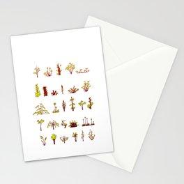Plants plants plants Stationery Cards