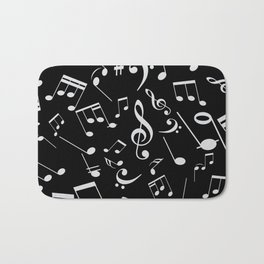 Musical Notes 20 Bath Mat