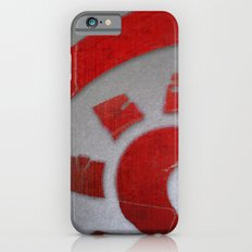 Red Sun iPhone 6s Slim Case
