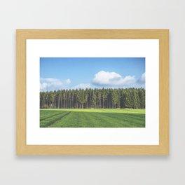 Odenwald Framed Art Print