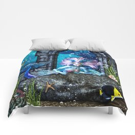 What Lurks Above Comforters