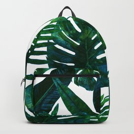 Perceptive Dream || #society6 #tropical #buyart Backpack