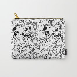 Oh Vegans Carry-All Pouch