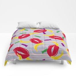 Sweet Banana Comforters