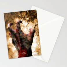 Hand of Doom Stationery Cards