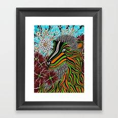 The Bixo Framed Art Print