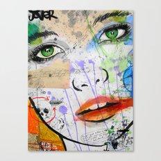 BALLAD in G Canvas Print