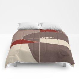 Seattle Mosaic Comforters