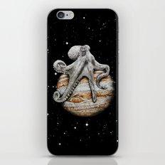 Celestial Cephalopod iPhone & iPod Skin