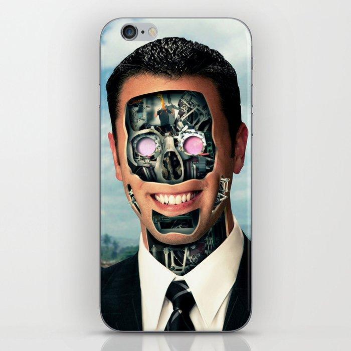 Manchine iPhone Skin