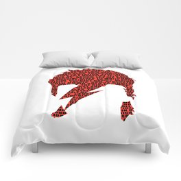 Rock art / ZS red lyrics Comforters