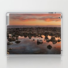 Gibraltar, Africa and Spain in one photo Laptop & iPad Skin