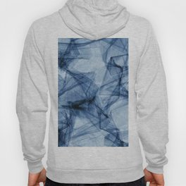 Fifty Shades of Shattered Blue Hoody