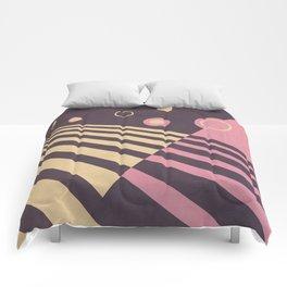 Moving Forward II Comforters