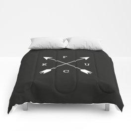 Fcuk #17 Comforters