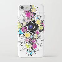 chelsea iPhone & iPod Cases featuring Chelsea by AURA-HYSTERICA