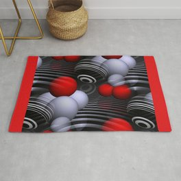 3D for duffle bags and more -2- Rug