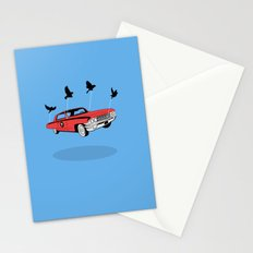 Four Wheel Fly Stationery Cards