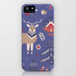 WINTER LANDSCAPE 2 iPhone Case